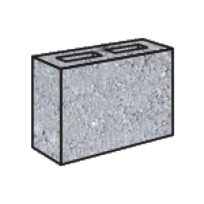 10.02 Three Quarter Grey Block