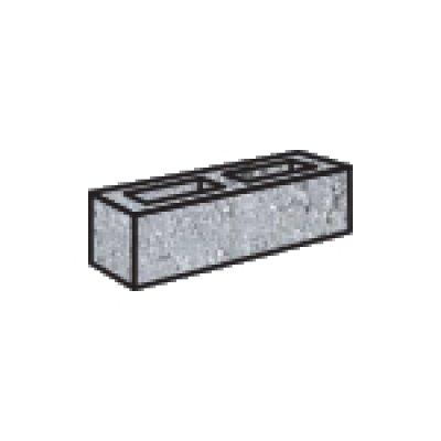 Grey Block 10.71 Half Height