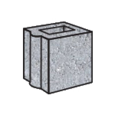 Grey Block 15.10 Half Control Joint