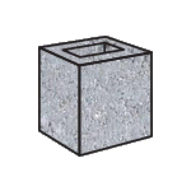 Grey Block 15.03 Half