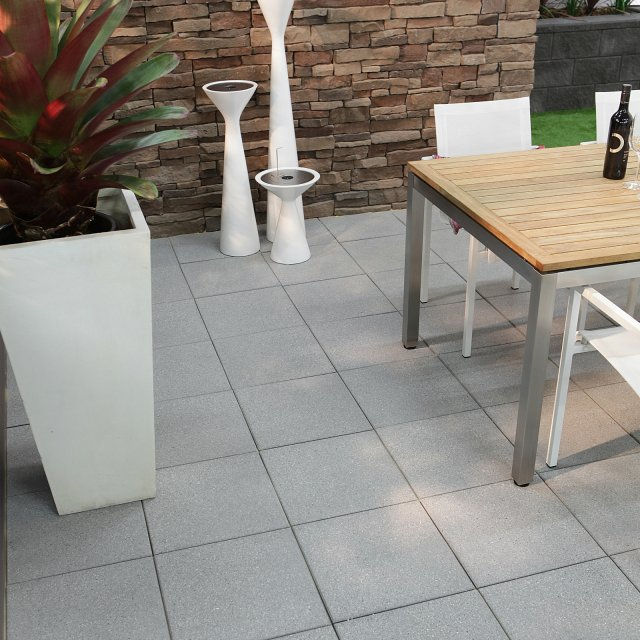 Incredibly durable and finely detailed paved surface with style
