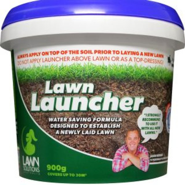Lawn Launcher 900g