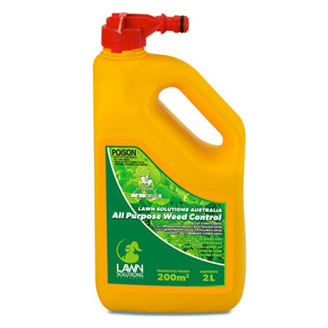 Lawn Solutions All Purpose Weed Control 2L