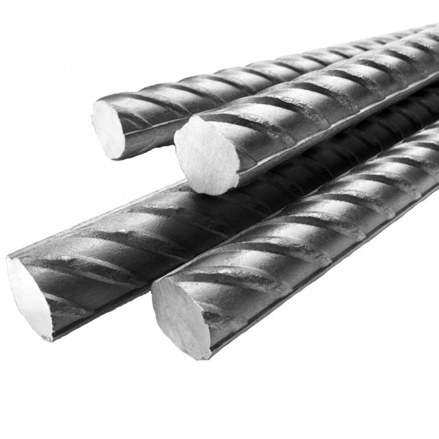N12 Steel Reinforcement Bar 6m