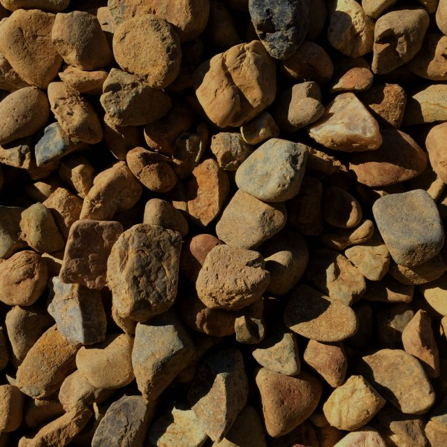 Natural River Pebble Bulk Order and Delivery Brisbane & Gold Coast
