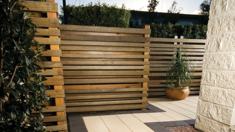 Fencing - Timber