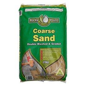 Bagged Sands, Gravels & Rocks