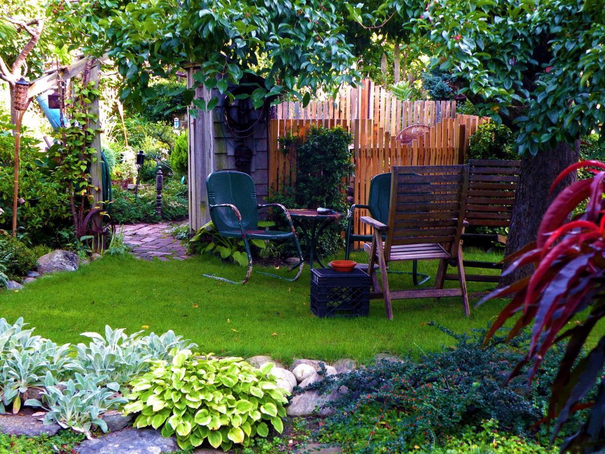 Garden Landscaping - Spring Garden Ideas